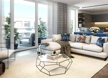 Thumbnail 1 bed flat for sale in Handley & Matcham, Sovereign Court, Hammersmith, London