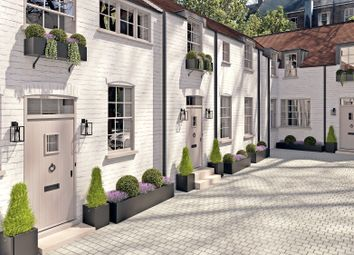 Thumbnail 2 bed mews house for sale in Plot 4, Castle House, 27 London Road, Royal Tunbridge Wells, Kent