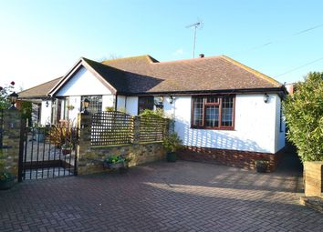Thumbnail 3 bed detached bungalow for sale in Pine Tree Close, Tankerton, Whitstable