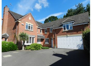 Thumbnail 5 bed detached house for sale in Heath Green Way, Coventry