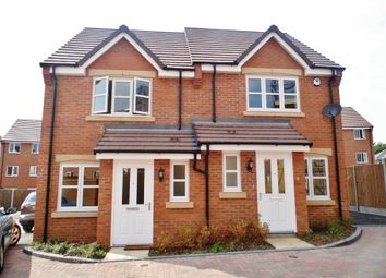 Thumbnail 2 bedroom terraced house to rent in Gibraltar Close, Coventry