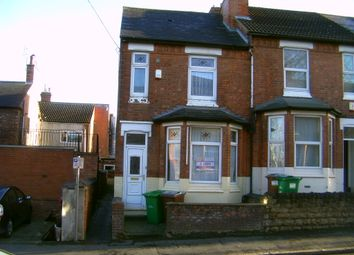Thumbnail 5 bedroom terraced house to rent in Rothesay Avenue, Nottingham