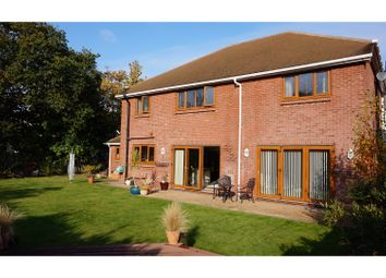 Thumbnail 4 bedroom detached house for sale in Bacon Lane, Hayling Island