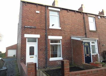Thumbnail 2 bed end terrace house for sale in Milton Street, Greenside, Ryton