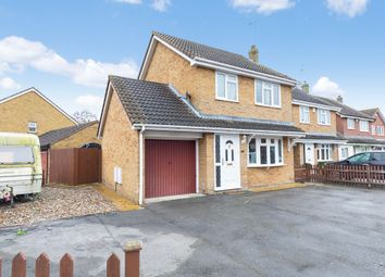 Thumbnail 3 bed detached house for sale in Redshank Drive, Heybridge, Maldon