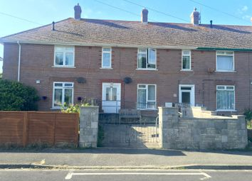 Thumbnail 3 bed terraced house for sale in Hillbourne Road, Weymouth