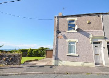 Thumbnail 2 bed end terrace house for sale in Moresby Terrace, Parton, Whitehaven