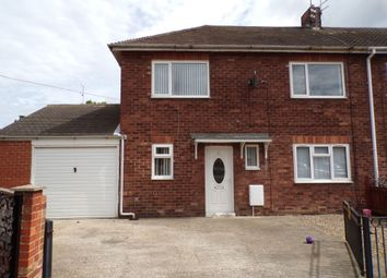 Thumbnail Semi-detached house to rent in Legg Avenue, Bedlington