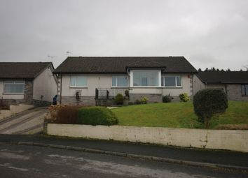 Thumbnail 3 bed detached bungalow for sale in Haas Grove, Lockerbie