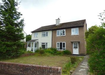 Thumbnail 3 bedroom semi-detached house to rent in Millfield, Brampton, Cumbria