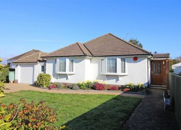Thumbnail 4 bedroom detached bungalow for sale in Barton Drive, Barton On Sea, New Milton