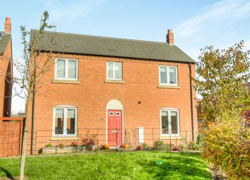Thumbnail 3 bed detached house for sale in Barn Lane, Bishopton, Stratford-Upon-Avon