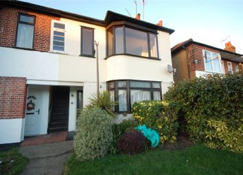 Thumbnail 2 bedroom flat for sale in Squirrels Heath Lane, Gidea Park, Essex