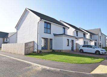 Thumbnail 3 bed detached house for sale in Greenfield Circle, Elgin