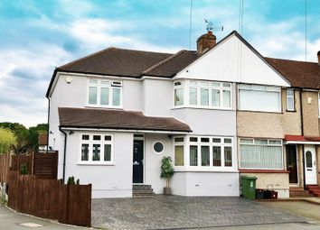 Thumbnail 4 bed end terrace house for sale in Murchison Avenue, Bexley
