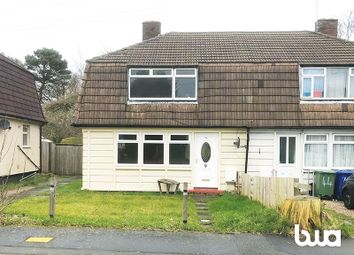 Thumbnail 3 bedroom semi-detached house for sale in 43 Rowley Close, Hednesford, Staffordshire