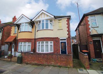 Thumbnail 3 bed semi-detached house for sale in Miller Road, Kempston, Bedford