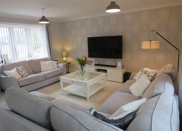 Thumbnail 3 bedroom detached house for sale in Cholsey Close, Upton, Wirral