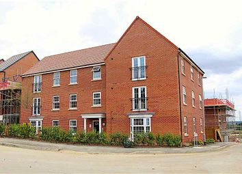 Thumbnail 2 bed flat to rent in Penrhyn Way, Grantham