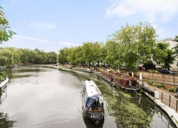 3 bed maisonette for sale in Warwick Crescent, Little Venice, London W2
