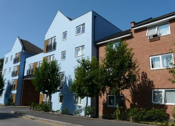 Thumbnail 2 bed flat for sale in Ordnance Road, Aldershot