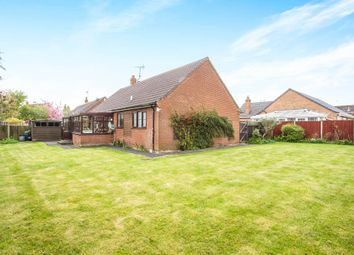 Thumbnail 3 bed detached bungalow for sale in Brandon Close, Swaffham