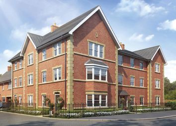 "Thumbnail 2 bed flat for sale in ""Hornsea"" at Riddy Walk, Kempston, Bedford"