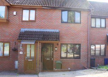 Thumbnail 2 bed terraced house for sale in Ffordd Y Bedol, Coed-Y-Cwm, Pontypridd
