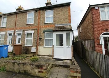 Thumbnail 2 bed end terrace house for sale in Waveney Road, Ipswich