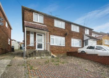 Thumbnail 3 bed semi-detached house for sale in Hobart Road, High Wycombe
