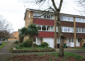 Thumbnail 3 bed town house to rent in Hotham Close, West Molesey