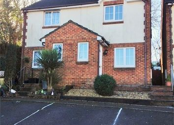 Thumbnail 2 bed semi-detached house to rent in Lindisfarne Way, The Willows, Torquay, Devon.