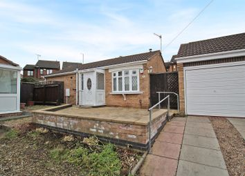 Thumbnail 2 bed detached bungalow for sale in Hotspur Close, Basford, Nottingham