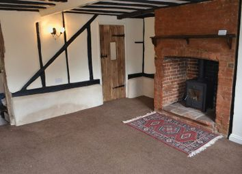 Thumbnail 1 bedroom cottage to rent in Market Street, Shipdham, Thetford