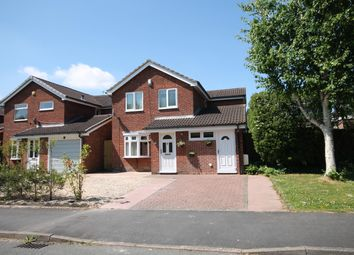 Thumbnail 3 bed detached house for sale in Manta Road, Dosthill, Tamworth, Staffordshire