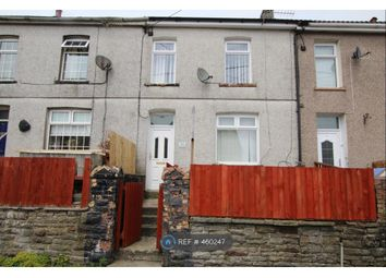 Thumbnail 3 bed terraced house to rent in Adare Street, Gilfach Goch, Porth