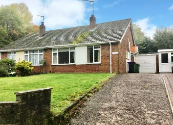 Thumbnail 2 bed bungalow for sale in Bostock Crescent, Telford