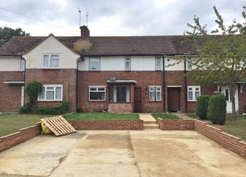 Thumbnail 3 bed terraced house to rent in Malmesbury Close, Pinner