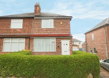Thumbnail 3 bed semi-detached house for sale in Norbett Road, Arnold, Nottingham
