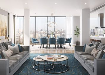 Battersea Power Station, Phase 2, 21 Circus Road West, London SW8. 3 bed flat for sale