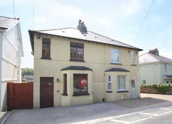 Thumbnail 2 bed semi-detached house for sale in Wembury Road, Elburton, Plymouth