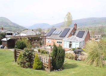 Thumbnail 3 bedroom detached bungalow for sale in Penybontfawr, Oswestry