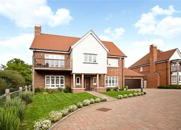 Bulrushes, Fleet GU51. 4 bed detached house
