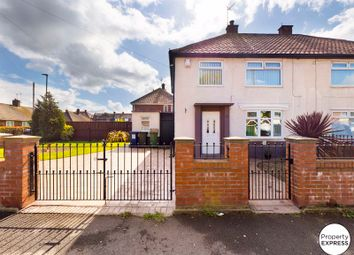 Thumbnail 3 bed semi-detached house for sale in Burns Road, Eston, Middlesbrough
