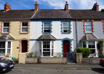 Thumbnail 4 bed terraced house for sale in Greenhill Avenue, Tenby