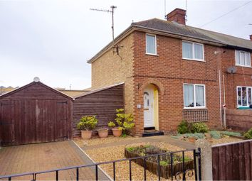 Thumbnail 3 bedroom end terrace house for sale in Coronation Avenue, Whittlesey