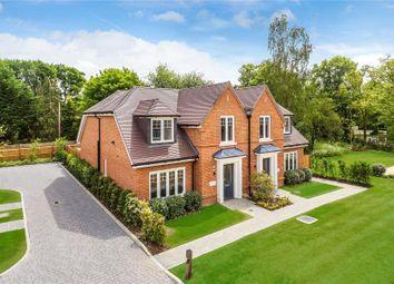 Thumbnail Property to rent in Chobham, Woking, Surrey
