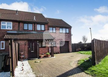 Thumbnail 4 bed end terrace house for sale in Anmer Gardens, Luton