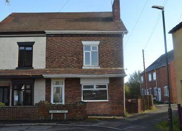 Thumbnail 3 bedroom semi-detached house to rent in Cross Street, Castle Gresley, Swadlincote