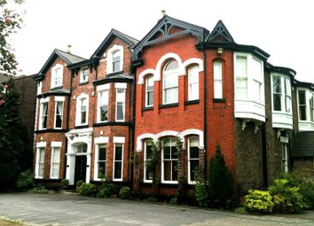 Thumbnail 2 bed flat for sale in Parkfield Road, Aigburth, Merseyside
